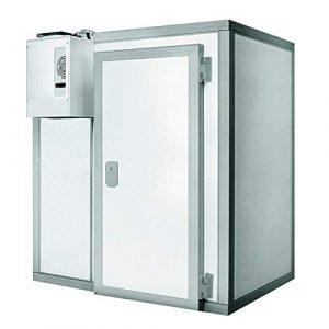 Chambre Froide Négative avec Groupe – Hauteur 2500 mm – Combisteel – 2300 x 3500