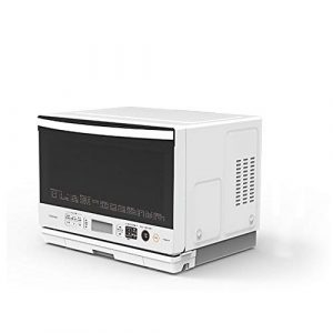 Home1430W Four À Micro-26L, Cuisson Électrique 1220W / Micro-ondes Puissance De Sortie 1000W / Barbecue 100 ° -250 ° / Fermentation 35 ° -45 °, Blanc