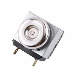 Minuterie Electronique Minuteries de Cuisine 15A de 1 à 60 minutes pour Micro-ondes Cuiseur de riz Autocuiseur DKJ / 1-60 (SL-60C)
