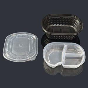 UBEN Boîte à bento étanche, boîte à lunch micro-ondes écologique parfaite pour un déjeuner de travail, boîte à salade, boîte à pâtes