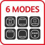 Moulinex OX4648Optimo – Mini-four électrique, 33litres