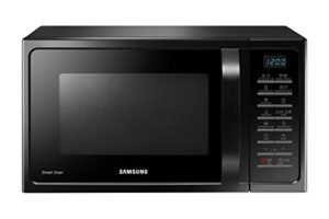 Samsung – Four à micro-ondes 900 W, grill 1500 W, 28 L Noir