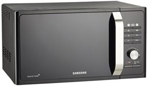 Samsung – Micro-ondes gris graphite