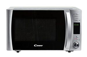 Candy CMXG 25DCS Comptoir Micro-onde combiné 25L 900W Acier inoxydable – Micro-ondes (Comptoir, Micro-onde combiné, 25 L, 900 W, Tactil, Acier inoxydable)