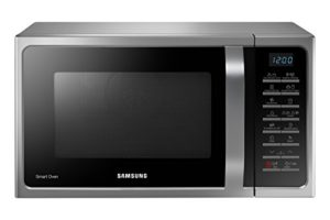 Samsung – Four à micro-ondes 900 W, grill 1500 W, 28 L argent