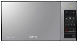 Samsung ME83X Four à micro-ondes, Plan de travail 23L 800W, Noir