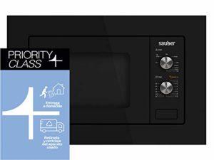 Sauber HMS01 Four micro-ondes avec grill intégré Noir