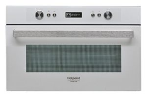 Hotpoint MD 764 WH HA Intégré Micro-onde combiné 31L 1000W Blanc micro-onde – Micro-ondes (Intégré, Micro-onde combiné, 31 L, 1000 W, boutons, Rotatif, Blanc)