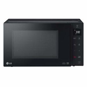 LG NeoChef Comptoir Micro-onde combiné 23 L 1150 W Noir – Micro-ondes (Comptoir, Micro-onde combiné, 23 L, 1150 W, Tactil, Noir)