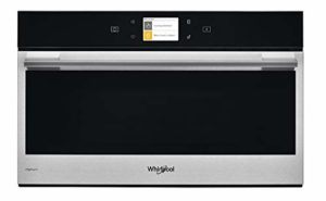 Micro ondes Combiné Encastrable Whirlpool W9MD260IXL – Micro-Ondes combiné Integrable Inox – 31 litres – 1000 W